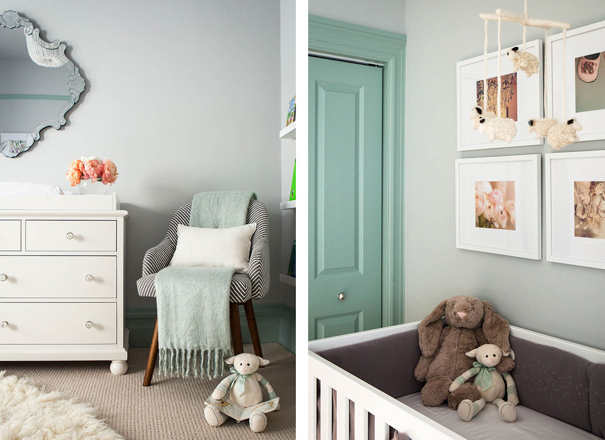 Studio Munroe Modern House Baby's Room Design