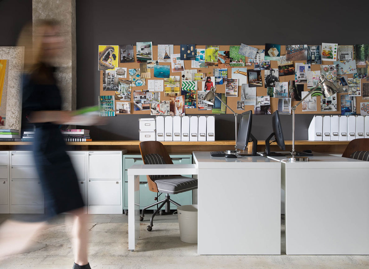 Studio Munroe Modern Office Interior Design
