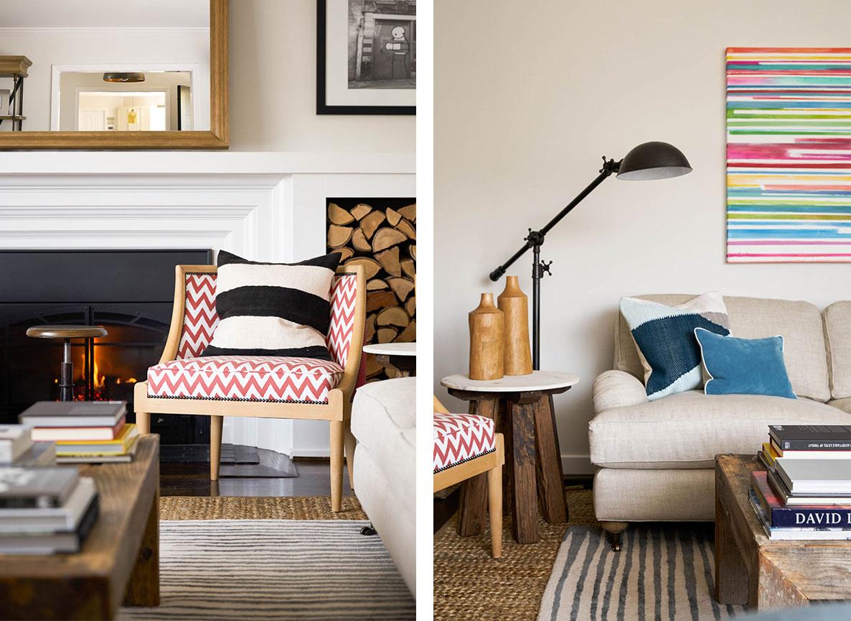 Studio Munroe Urban Interior Design Seating