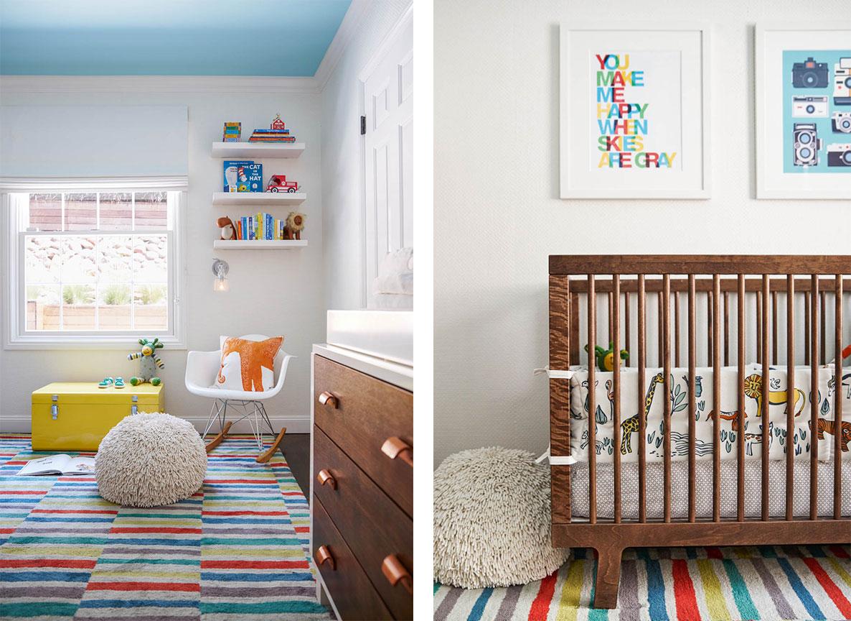 Studio Munroe Urban Interior Design Baby's Room