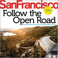 "SF Magazine May 2013 ""Designers Uncensored"""