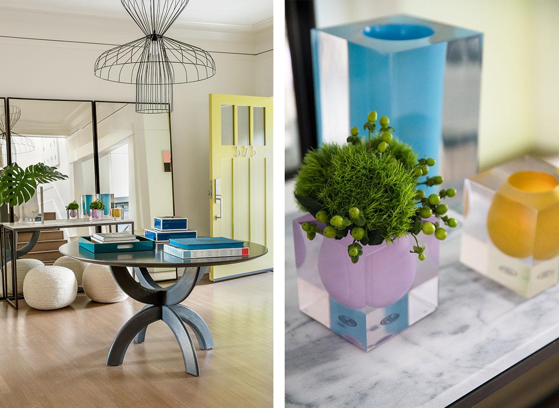 Studio Munroe Modern Luxury Home Foyer