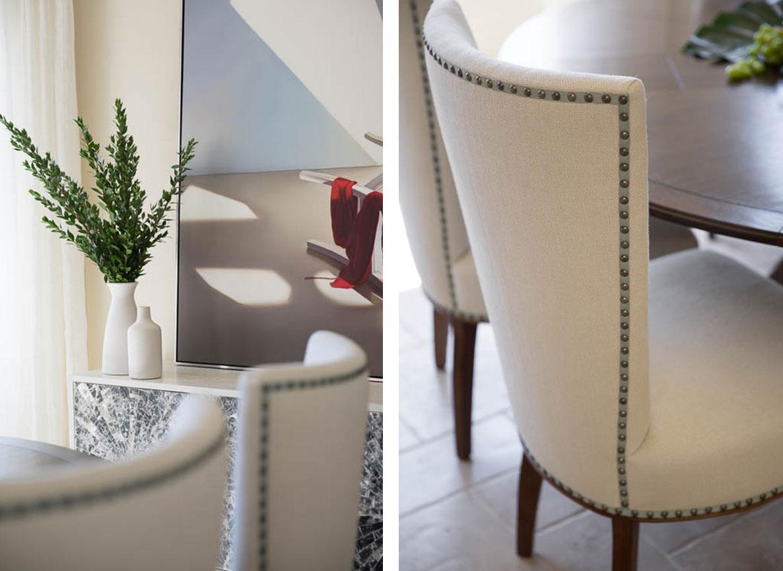 Art consultation by interior design firm Studio Munroe