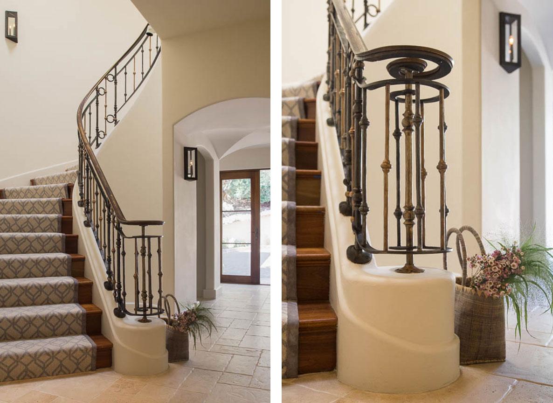 Beautiful interior design created by Studio Munroe.