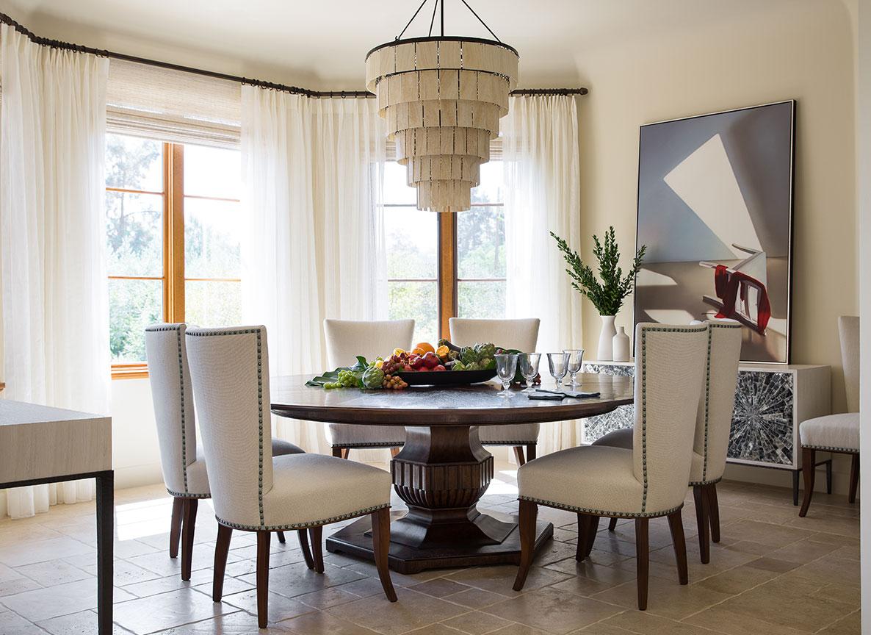 Dining Room Interior Design by Studio Munroe