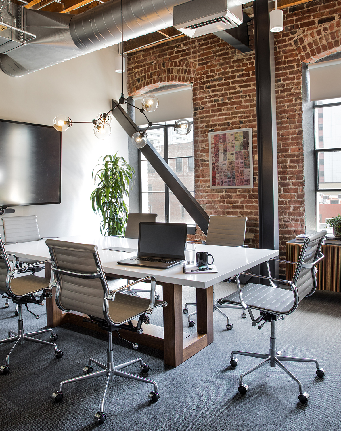 Studio Munroe Wealth Management Office