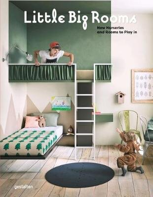 Studio Munroe has four children's rooms featured in this anthology.