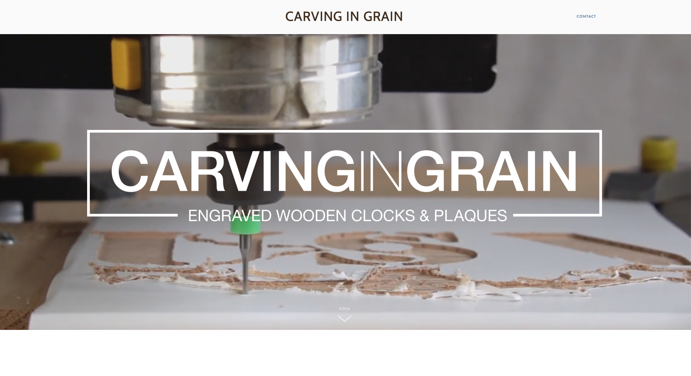 Carving in Grain