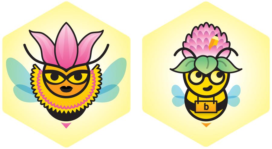 Queen Bee, Spelling Bee