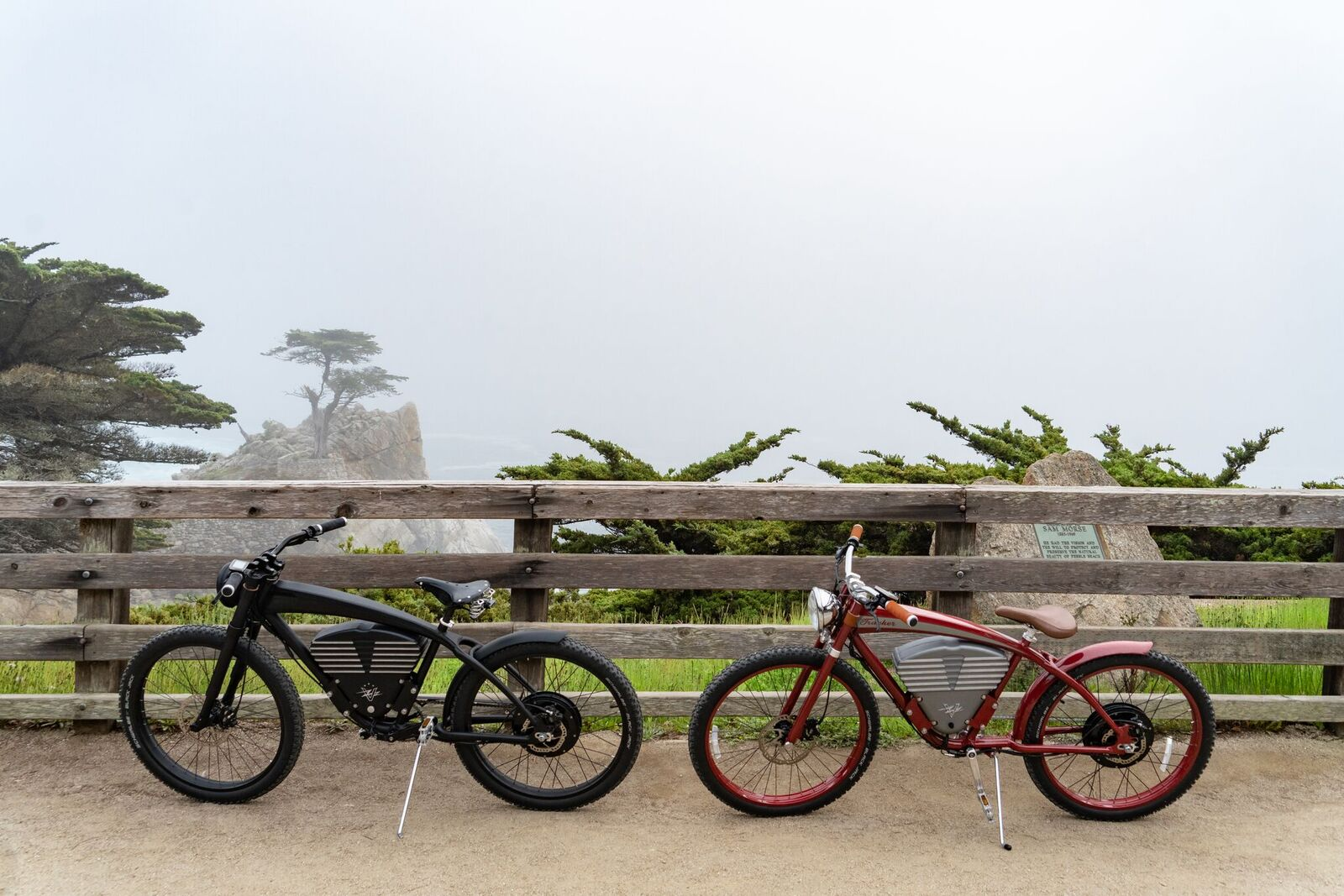 Cycling California's Coastline