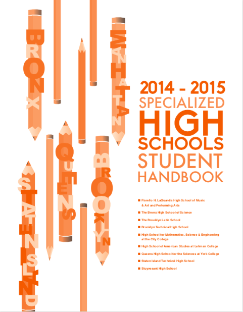 2014-2015 SHSAT Student Handbook