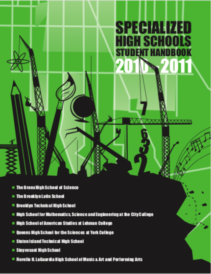 2010-2011 SHSAT Student Handbook