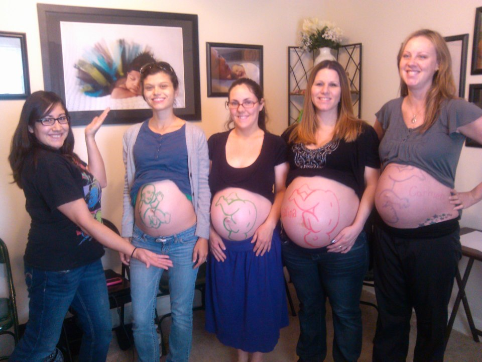 Belly Mapping Class