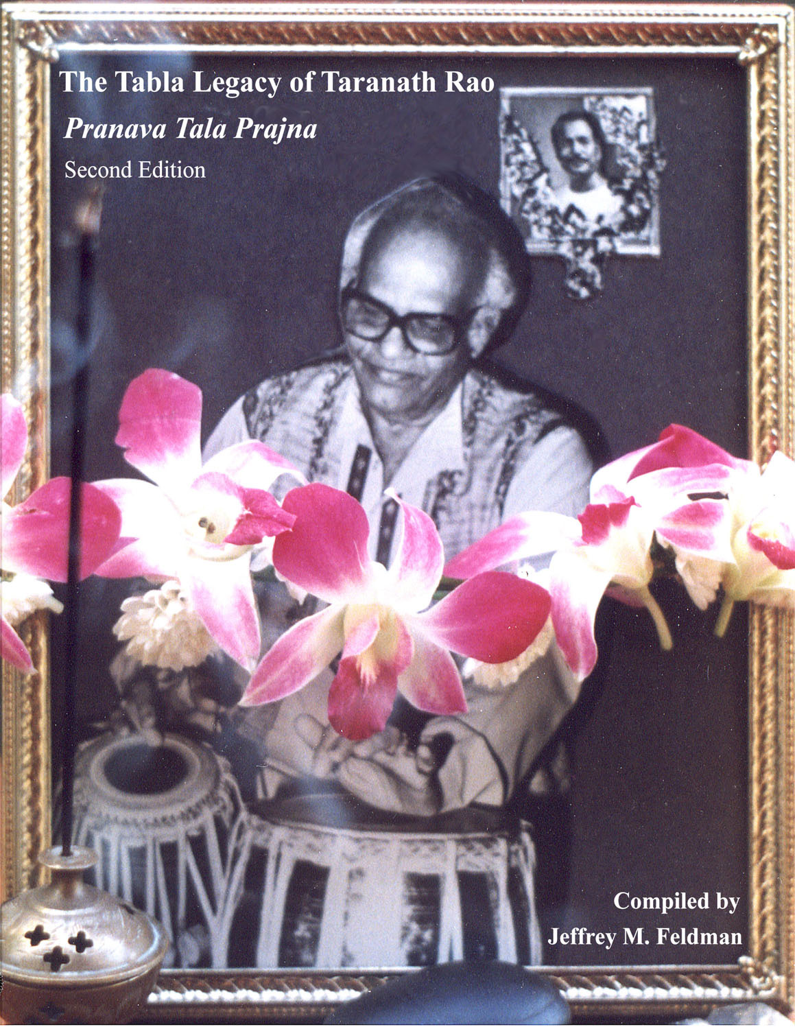 """The Tabla Legacy of Taranath Rao     .     $39.85 + shipping & handling. 81/2""""x11"""", 220 pages, perfect binding. Includes audio DVD with mp3 files and      free access to online videos."""