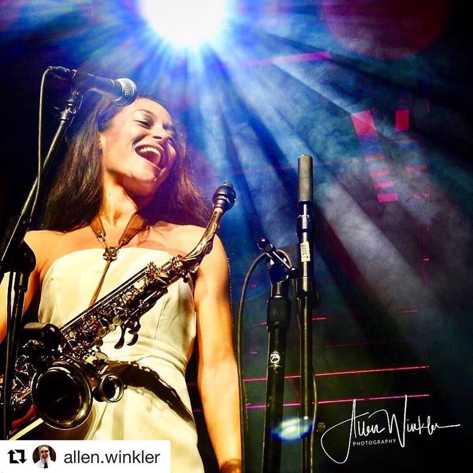 Photo by Allen Winkler!