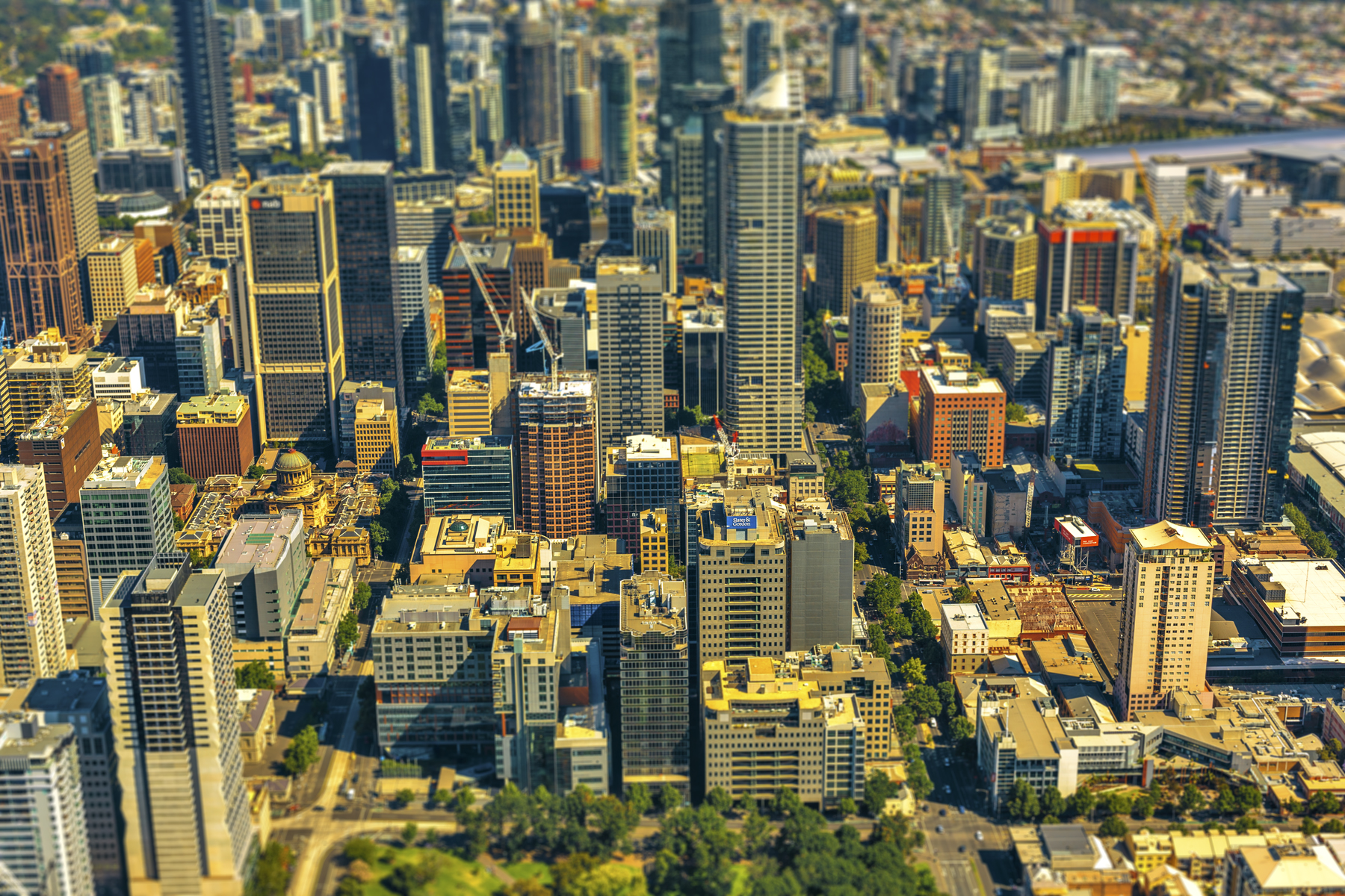 City of Melbourne 7