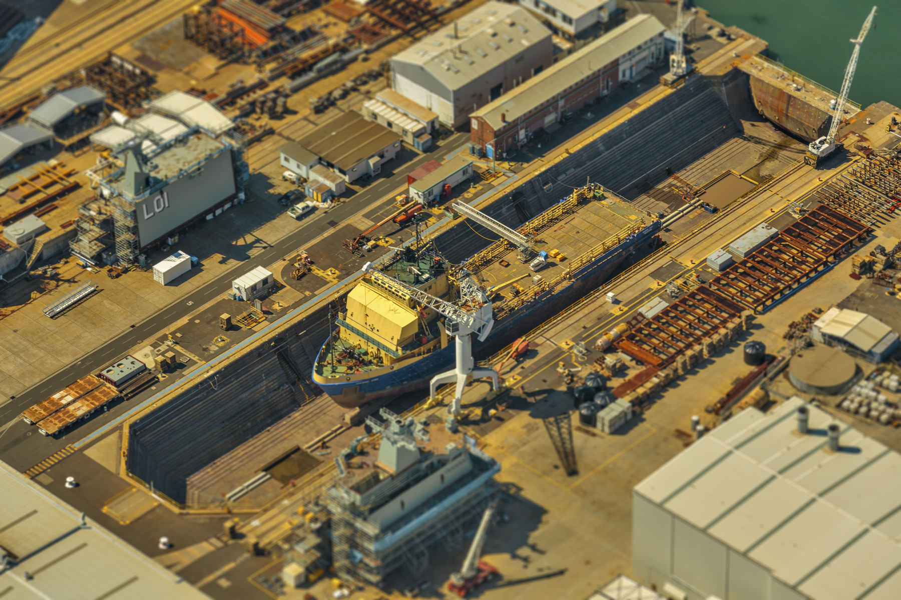 Shipworks - Williamstown