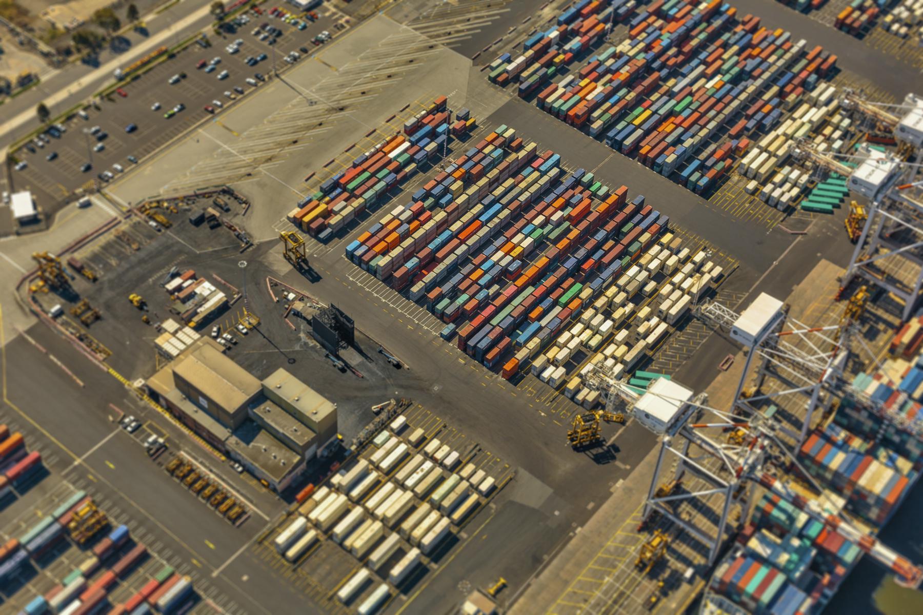Docks 3 - Footscray
