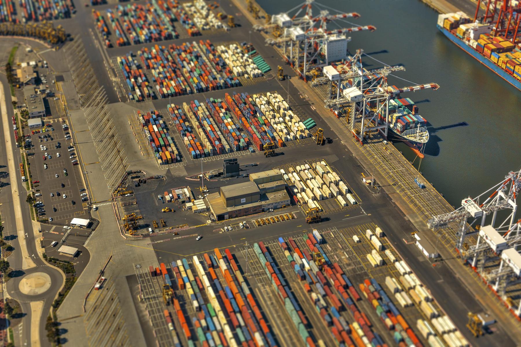 Docks 4 - Footscray