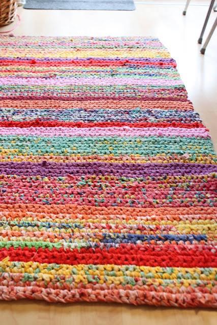 Handwoven Rag Rugs