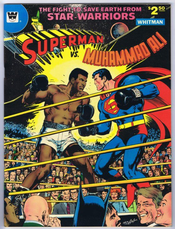 Comic Books: From Prehistoric Times to Graphic Novels