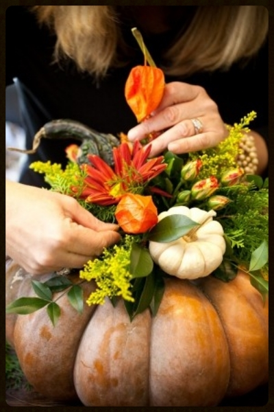 Fall Centrepiece Workshop