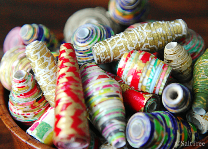 Paper Bead Workshop