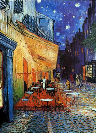 The Colours of Vincent Van Gogh