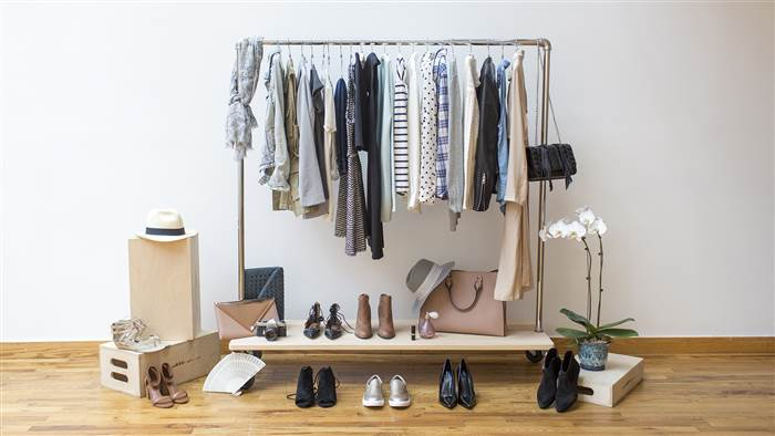 Life With a Capsule Wardrobe
