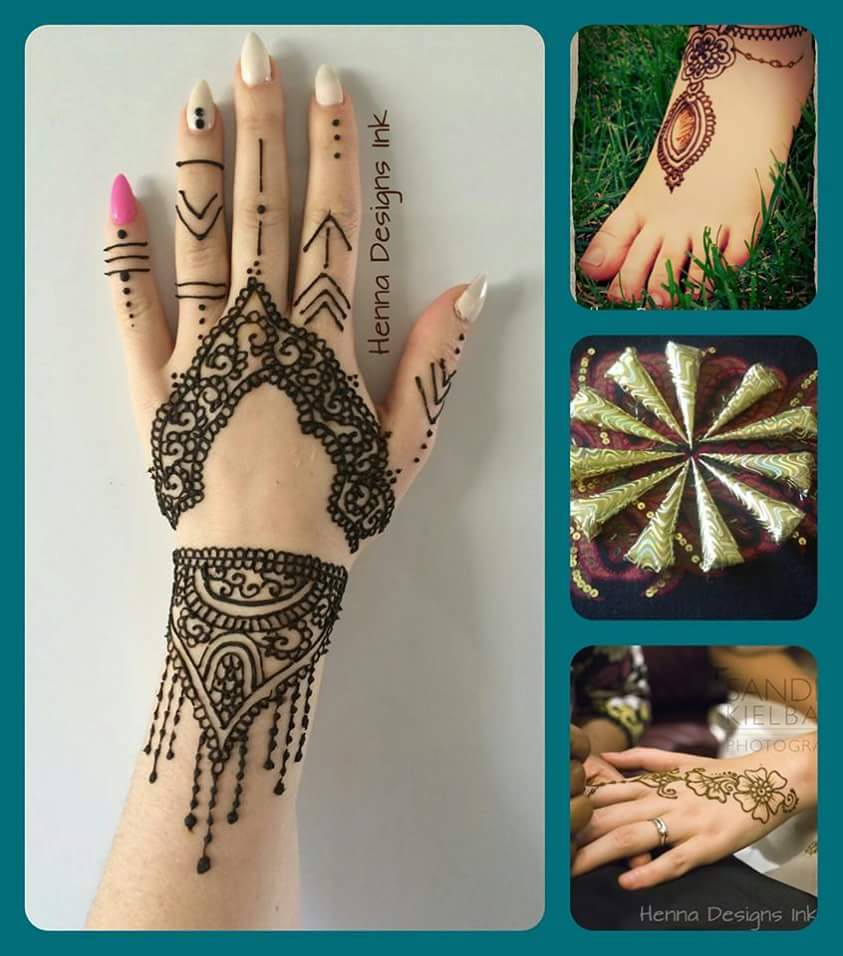 Henna Art DIY