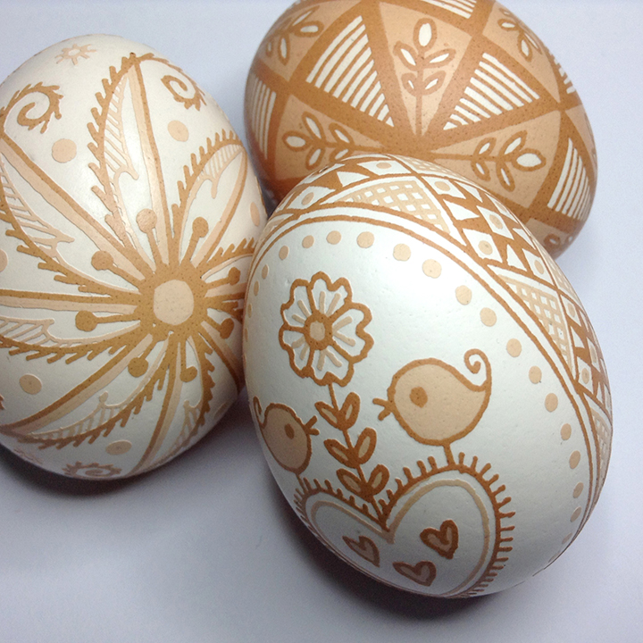 Ukrainian Eggs Workshop