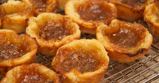 The Art of the Butter Tart