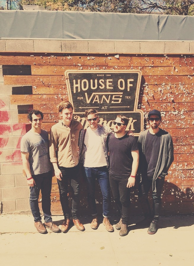 goodbyemotel - House Of Vans - SXSW 2014