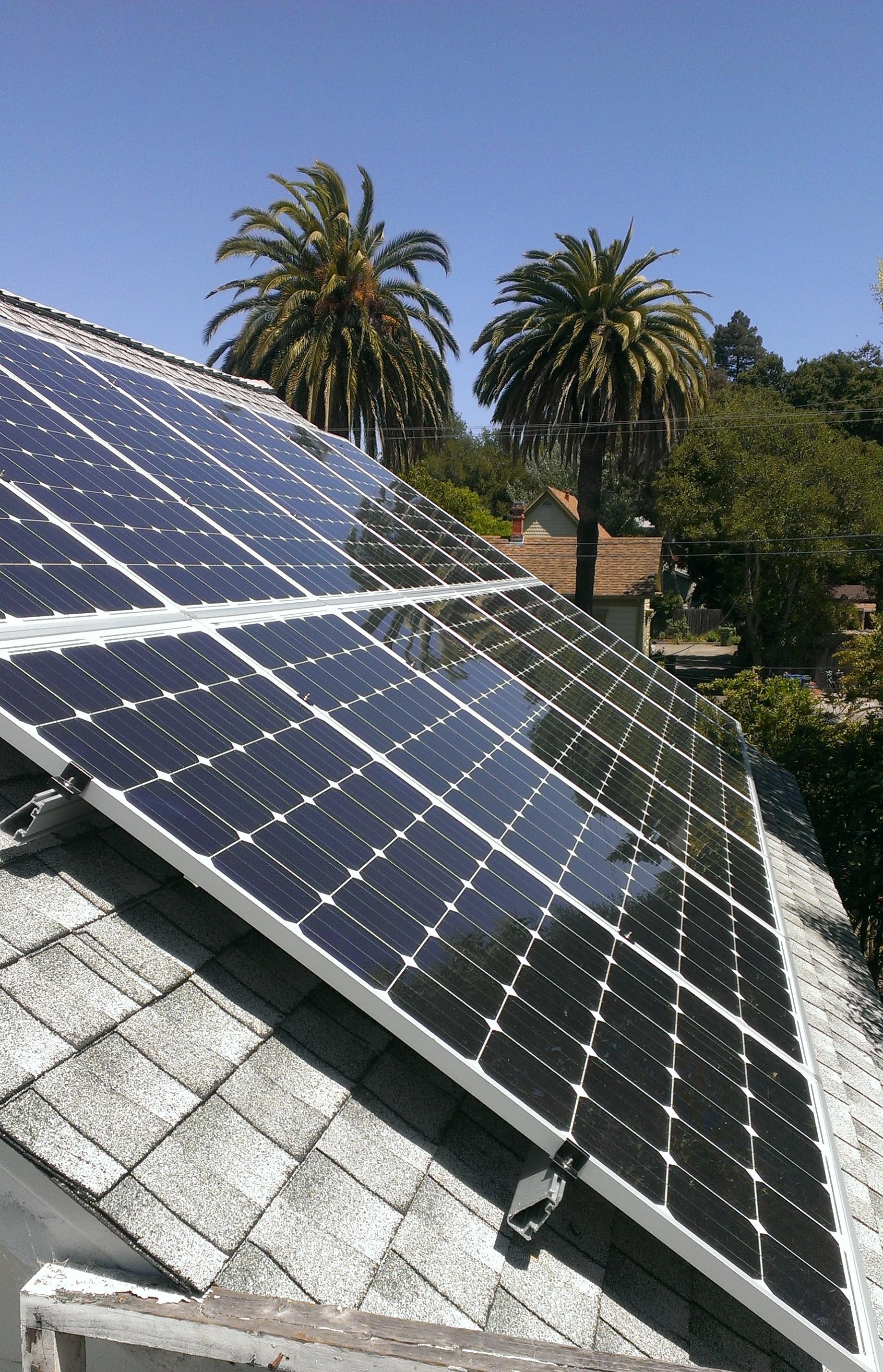 3.64 kW SolarWorld System   Petaluma, CA