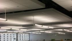 Custom Office Lighting Design. Walnut Creek, CA