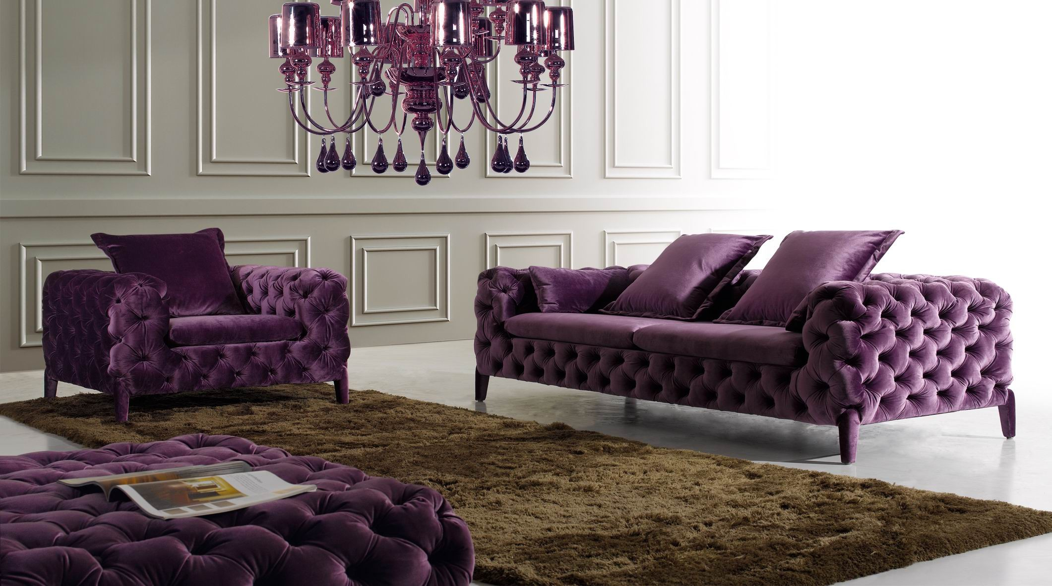 furniture-elegant-purple-upholstered-tufted-velvet-luxury-sofas-with-soft-foam-cushioning-and-sweet-purple-pillow-also-tapered-block-feet-on-area-brown-fur-rug-as-well-as-sofa-stores-and-discount-furn.jpg
