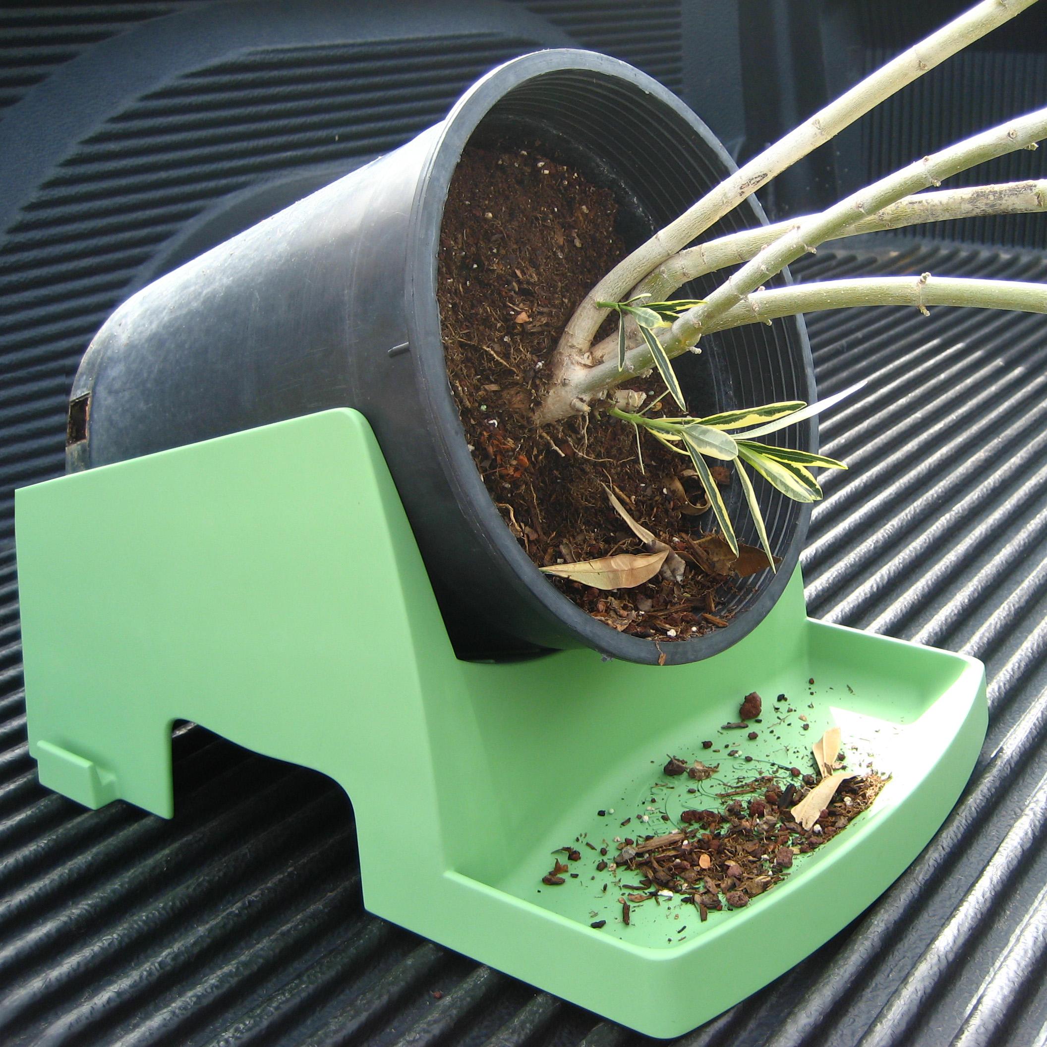 Plant Snuggler for Flower Power