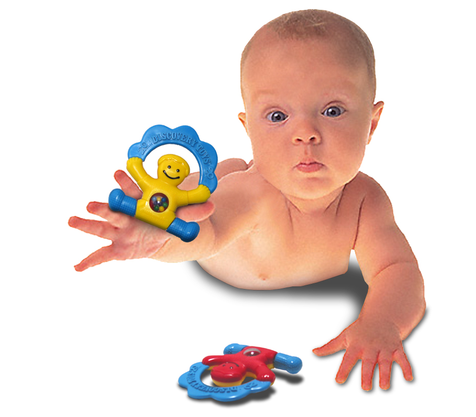 Teething Ring for Discovery Toys
