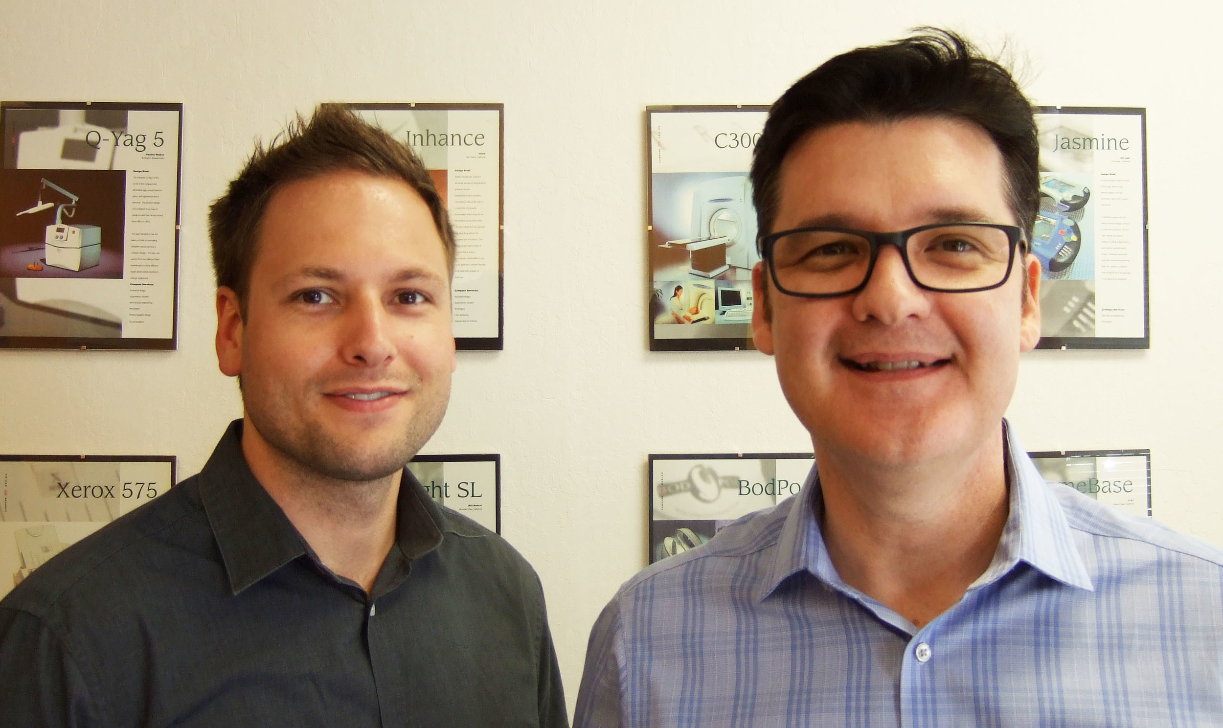 Adam Craft and Walter Balfour
