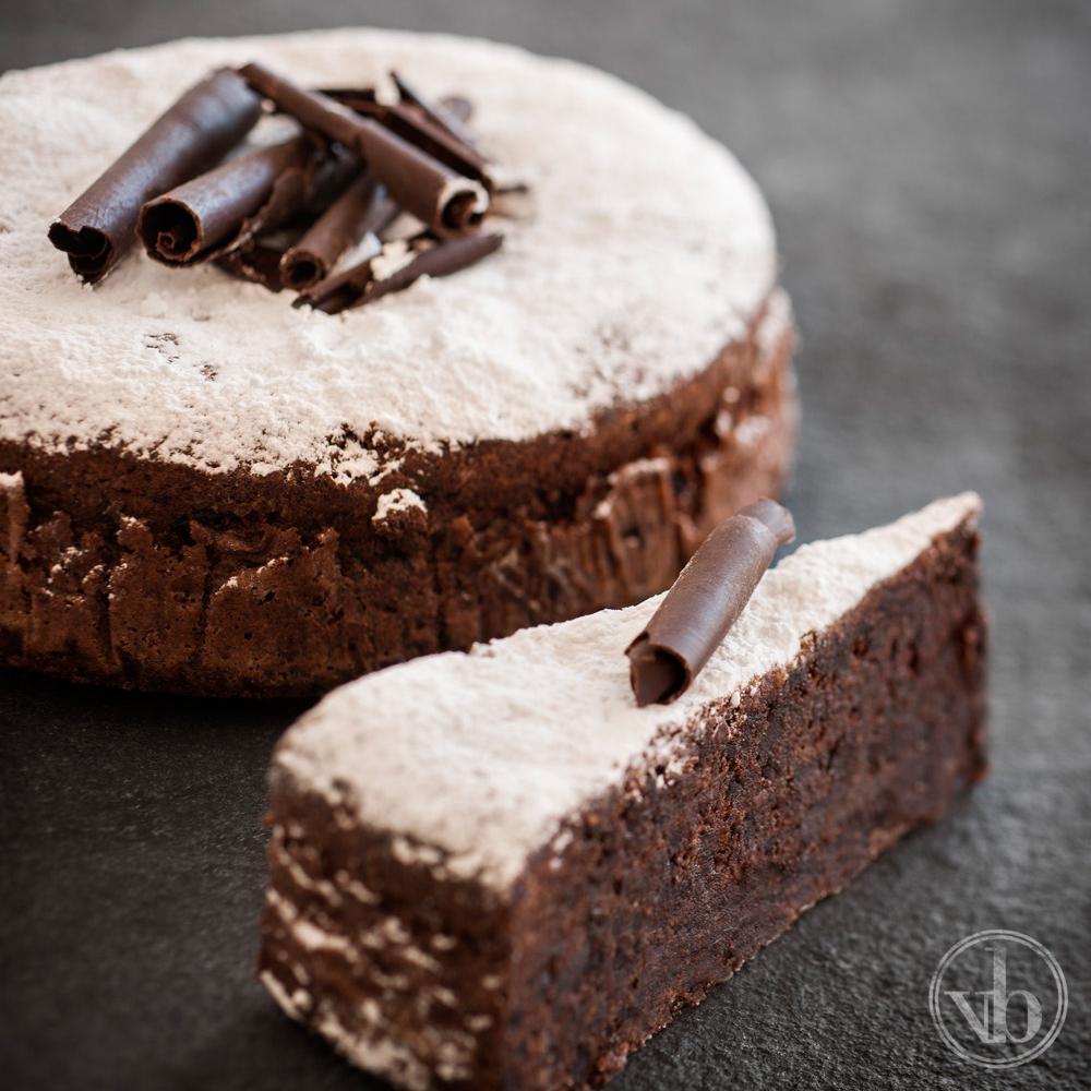 Chocolate Nut Torte