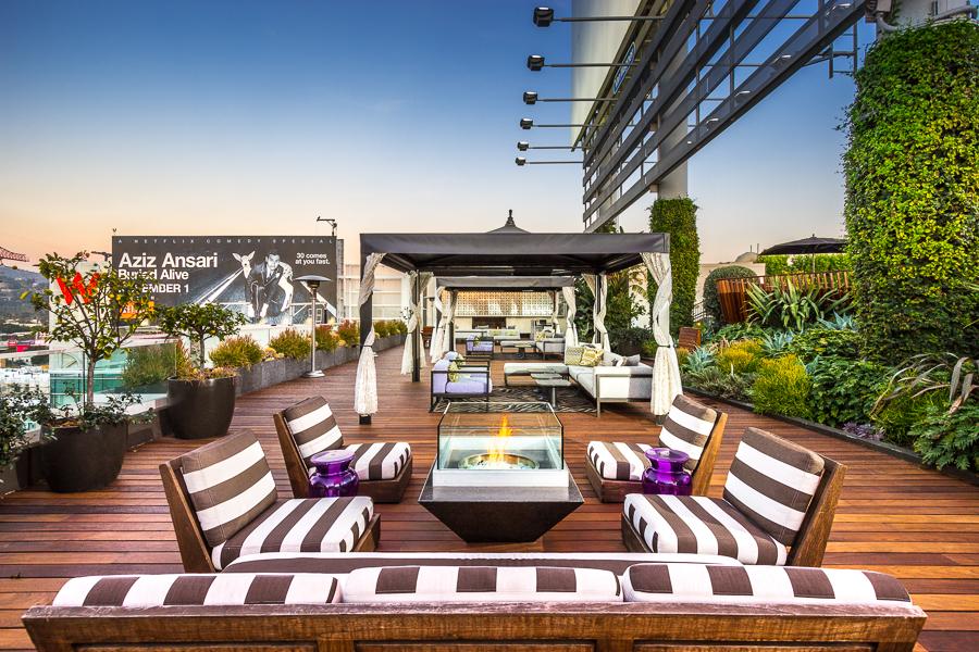 Roof Deck - LA property photo