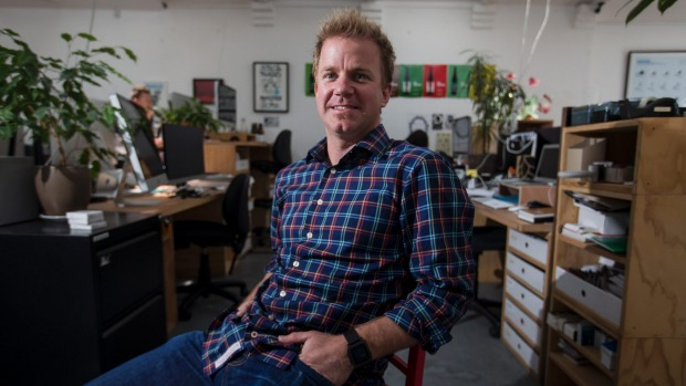 "Bridge Street Collective founder, New York-based Galen King, is behind a new shipping container precinct in Nelson's CBD: ""The whole purpose of creating a laneway with shipping containers is to create affordable retail, hospitality and office spaces in the heart of Nelson; not tucked away on a back street but right in town with a vibrant community around it."""