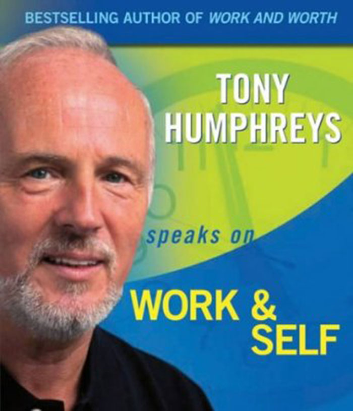 Tony Humphreys speaks on Work and Self