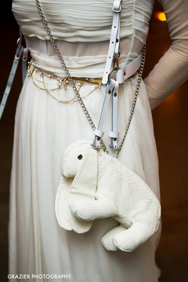 Mandy Coon Bunny Purse