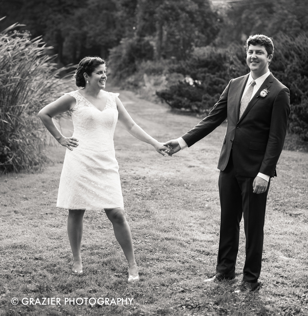 Brookline MA Wedding