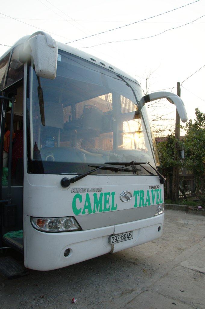 A bus!
