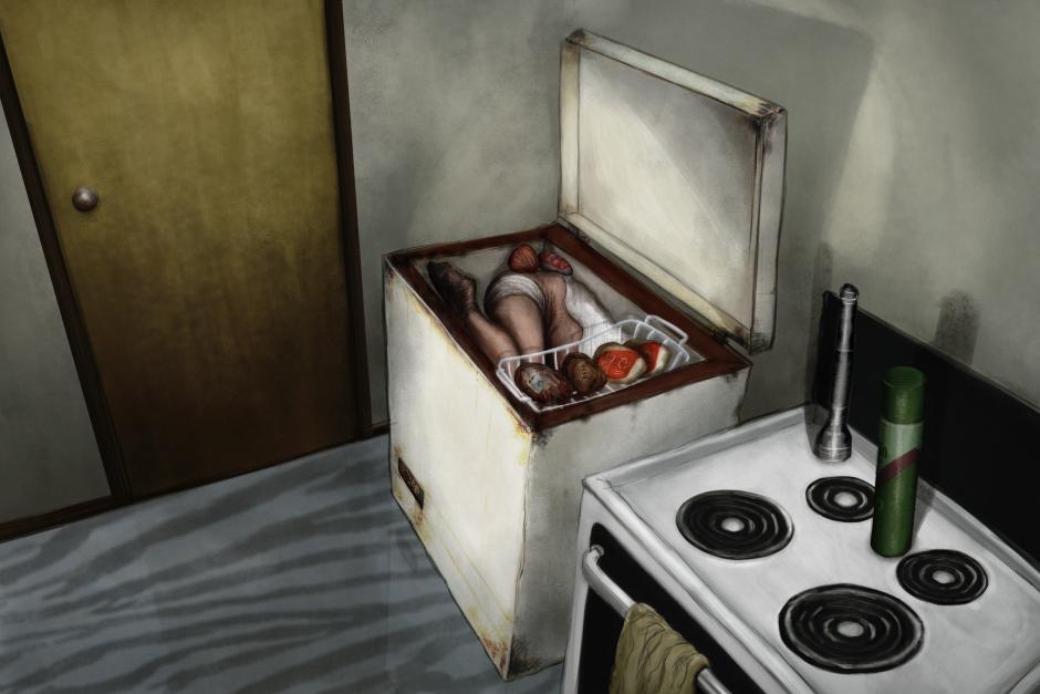 David Szach - Crime Scene