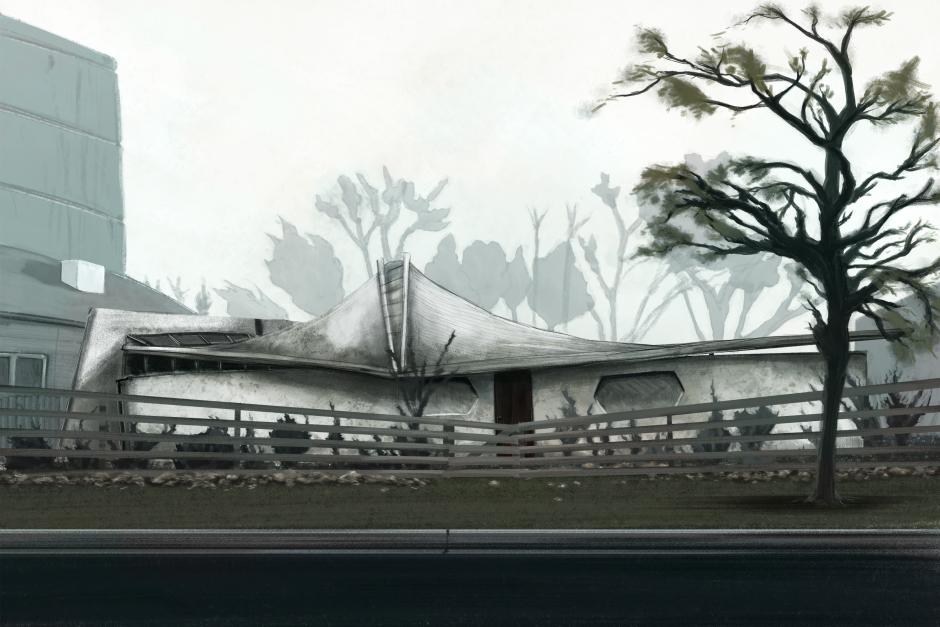 David Szach - House