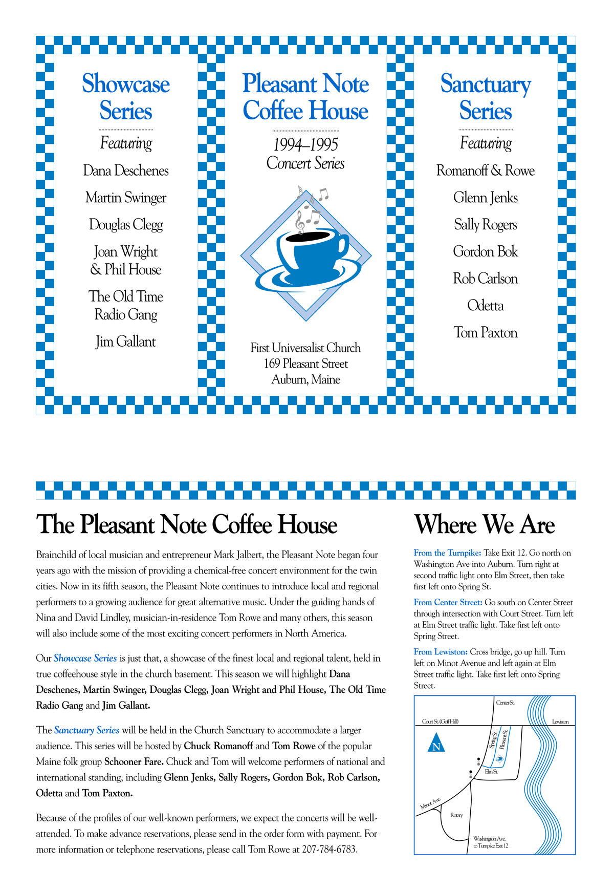 Pleasant Note Coffeehouse 1