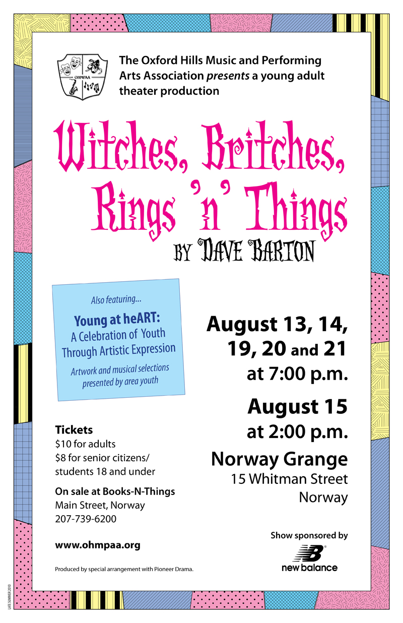 Witches, Britches poster